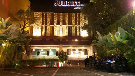 Sunrise Hotel Jombor Www Hotelsunrisejogja Com